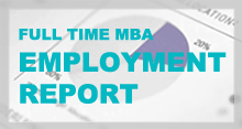 Full Time MBA Employment Report