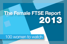 The Female FTSE Report 100 women to watch