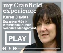 Cranfield School of Management - watch video
