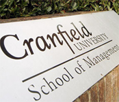 travelling to Cranfield