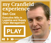 MSc in Logistics and Supply Chain Management- play video
