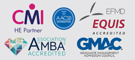 Cranfield Accreditation Logos