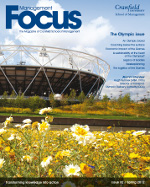 Manangement Focus Issue 32 Cover
