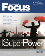 Manangement Focus Issue 28 Cover