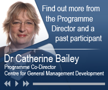 Business Leaders Programme Introduction