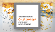 The Centre for Customised Executive Development